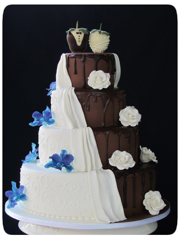 Best Cake Design Schools : Best Wedding Cakes Brisbane - Birthday Cake Makers ...